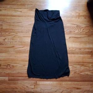Maxi maternity Skirt